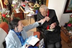 Ruth Geede und Karl-Heinz Mose. Foto: privat